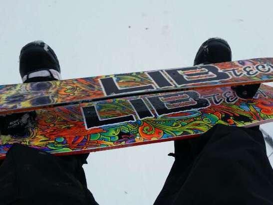 snowskate!