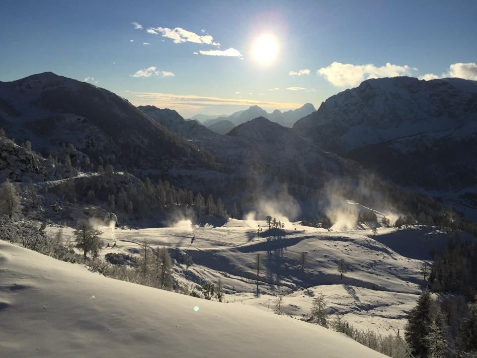 Beschneiung in Nassfeld - ©Berghex