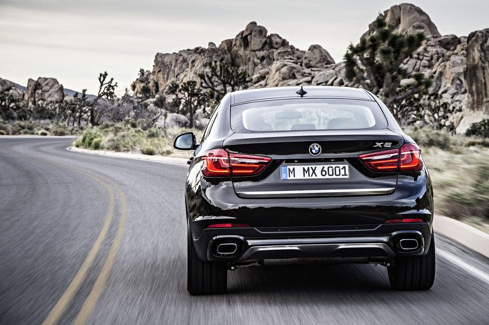 BMW X6 - © BMW