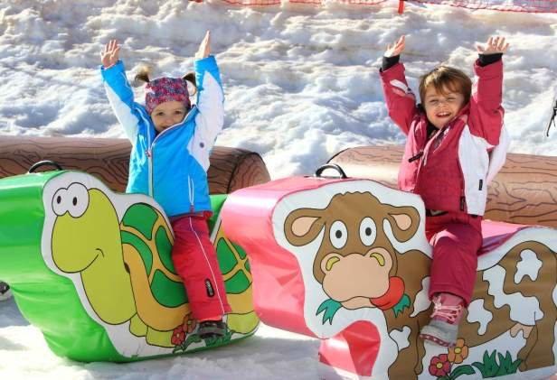 ABC per una giornata sulla neve con i bambini - © Trentino
