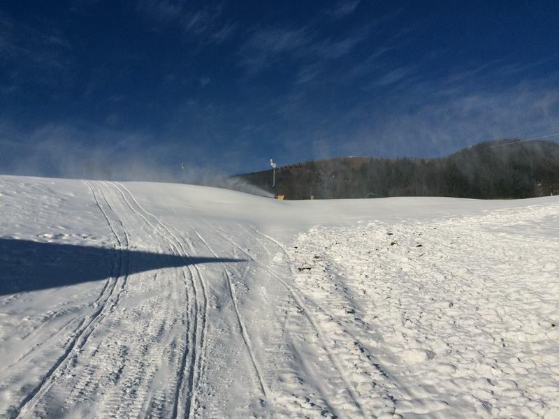 Vďaka zasnežovaniu môže zimná sezóna na Donovaloch v sobotu 13.12. začať! - © PARK SNOW Donovaly/FB