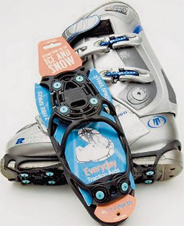 Ski Boot Protector & Anti Slip Walking Aid