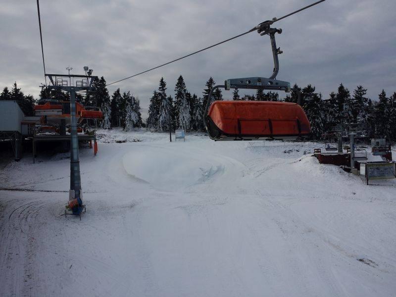 Zieleniec Ski Arena - 4.12.2014 - © Winterpol Zieleniec
