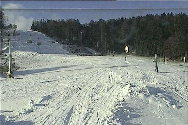 Skipark Červená Voda 12.12.2014