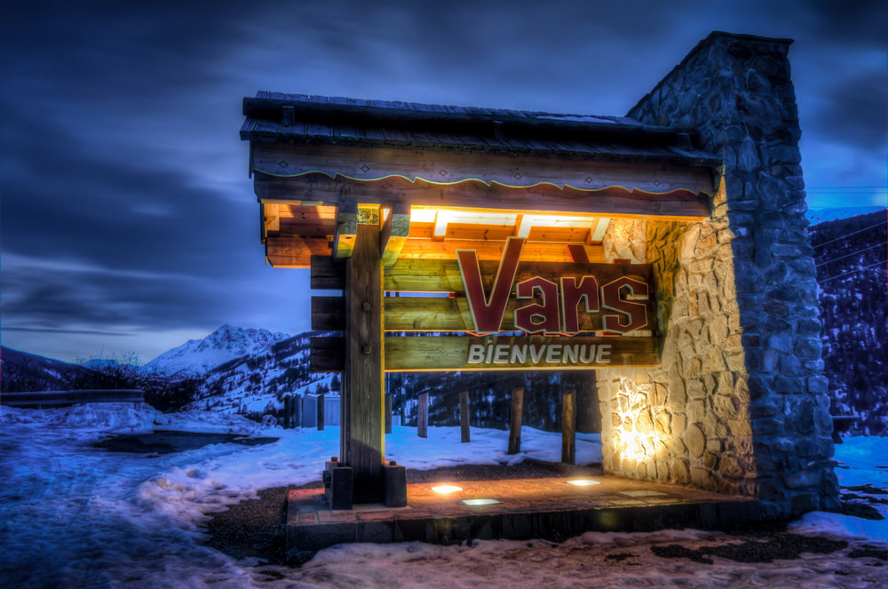 Bienvenue in Vars - © Remi Morel