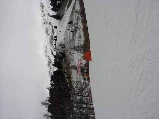 Nonostante la neve che nn di decide a scendere....le pochissime piste aperte sono bellissime con poca gente e prezzo abbordabile!