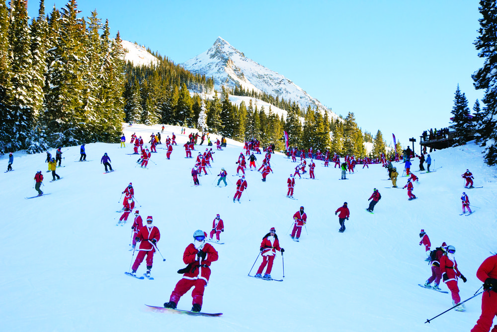 Natale in Montagna - © Crested Butte Mountain Resort