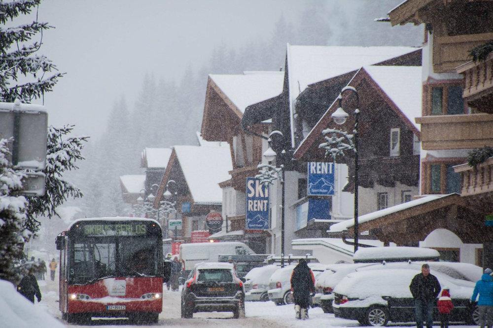 Zillertal Arena Dec. 26, 2014