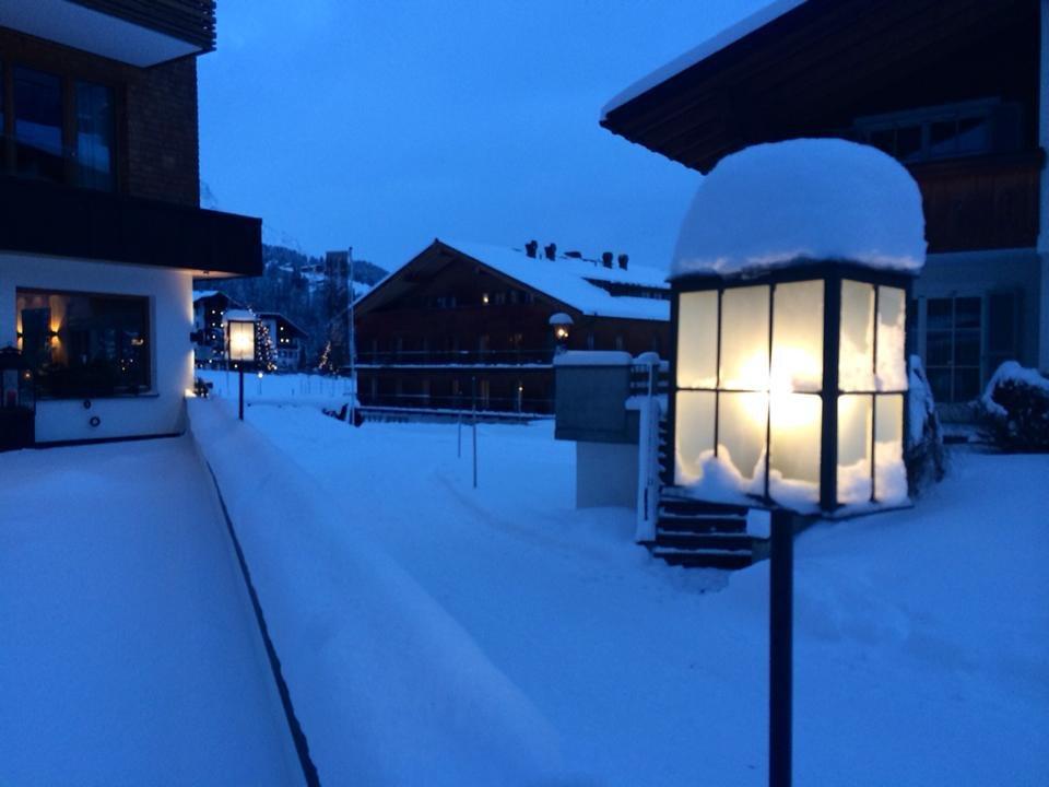 Fresh snow in Lech-Zuers, Dec. 27, 2014 - ©Lech-Zuers