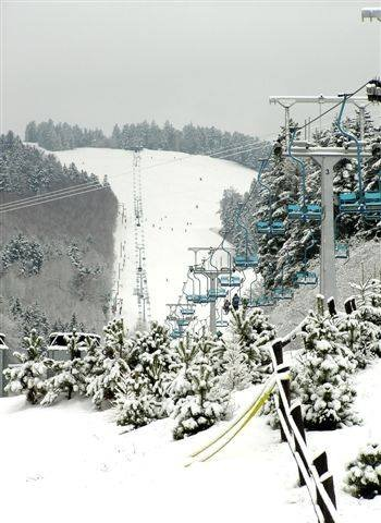 Relax center Plejsy začína lyžiarsku sezónu 1.1.2015 - © facebook.com/pages/Relax-Center-Plejsy