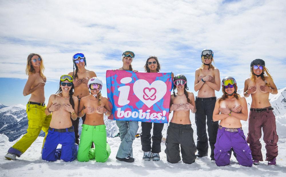 Val d'Allos - 10-11 janvier - Winter Session du Pink Pack - Un week-end dédié aux femmes - ©Office de Tourisme du Val d'Allos