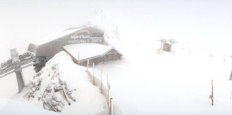 Alpe d'Huez Jan. 17, 2015 - © Alpe d'Huez Officiel