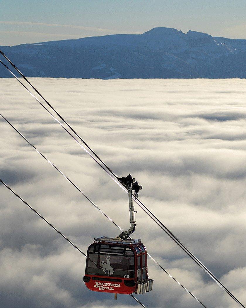Unendliche Freiheit am Gipfel des Berges - © Four Seasons Resort and Residences Jackson Hole