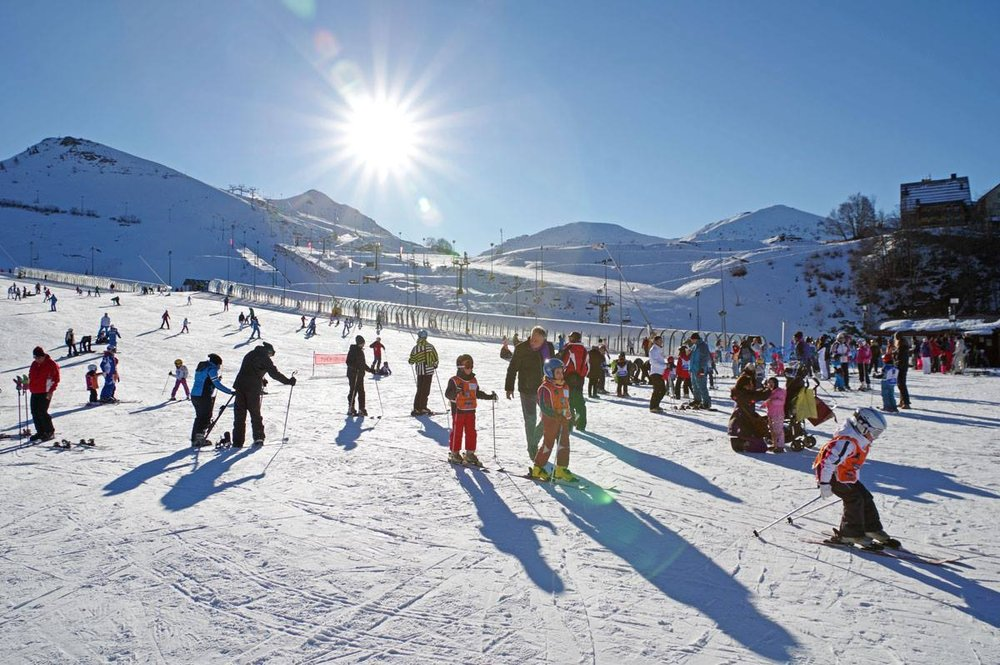 Prato Nevoso, 29 dic 2014 - © Prato Nevoso Ski (Facebook)