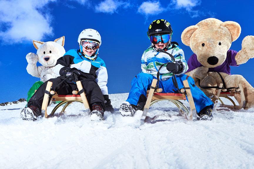 ABC per una giornata sulla neve con i bambini - © Wildkogel Arena