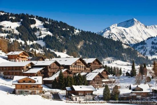 Steigenberger Alpenhotel and Spa Gstaad-Saanen