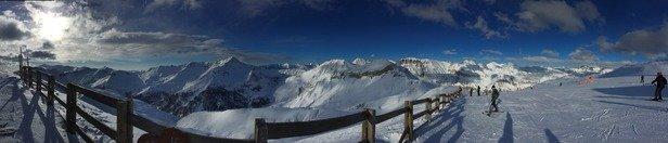 Bonne journée et neige au top