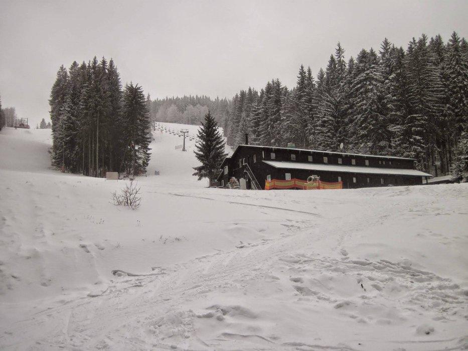 Ski park Gruň - © facebook.com/SkiParkGrun