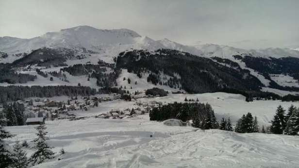 Good packed powder (groomed)  on Saturday 31/01. Cold