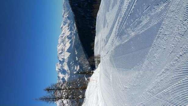 klein aber fein - ein wunderschöner perfekter Skitag