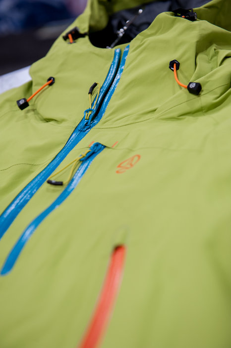 Ternua's Ascent GTX Pro is a unisex jacket and part of the brand's Alpine collection. - ©Ashleigh Miller Photography