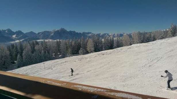 good ski day