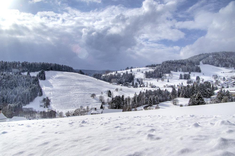 Panoramen wie aus dem Bilderbuch - © Tourist-Information Todtmoos