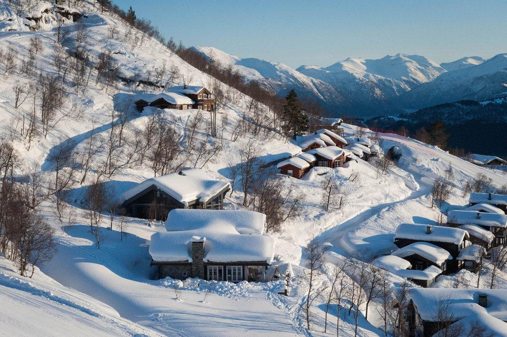 Mange drømmer om sin egen hytte! - © Eirik Aspaas