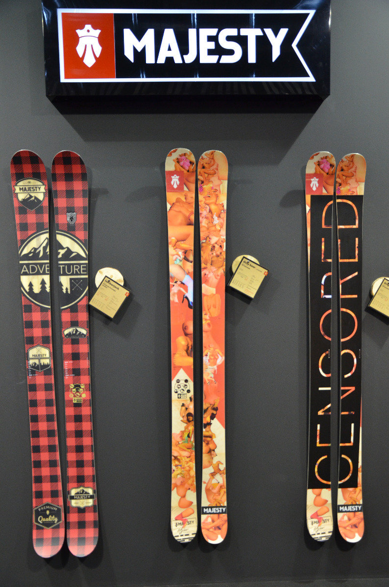 ISPO 2015 - Majesty - © Skiinfo