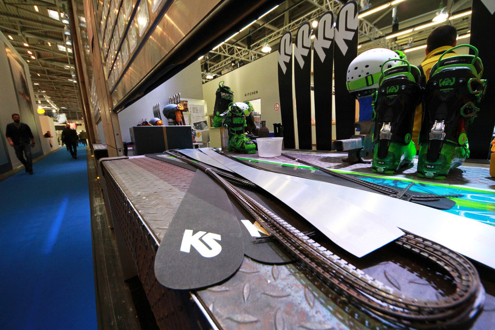 K2 - ISPO 2015 - © Skiinfo