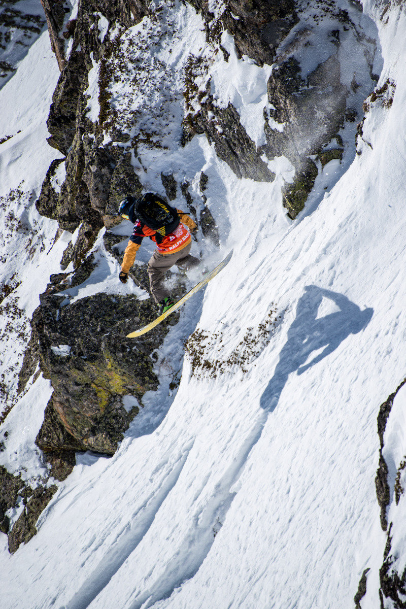 Ralph Backstrom (SWE) - © Freeride World Tour | David Carlier