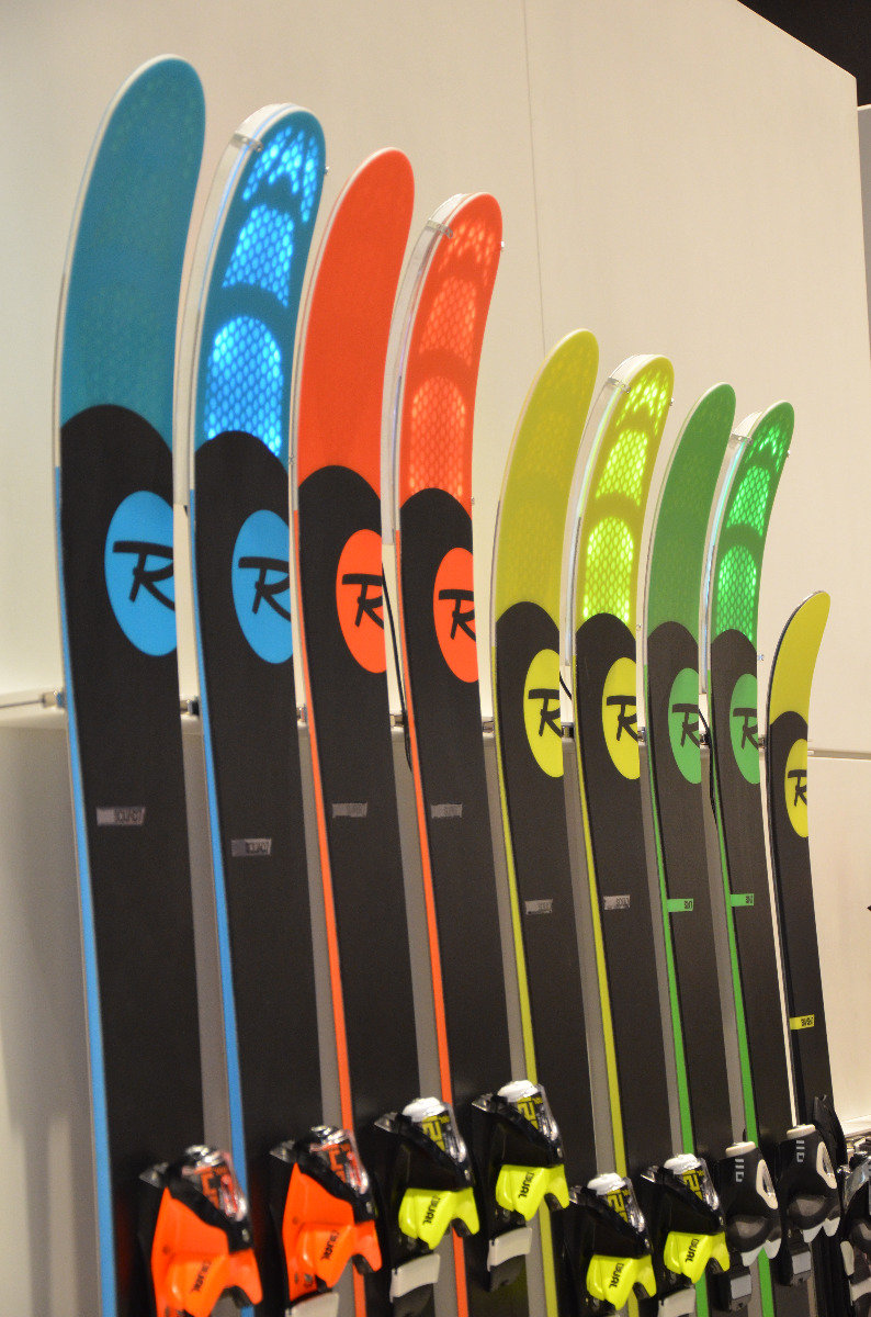 Rossignol - Anteprima attrezzature ISPO 2015