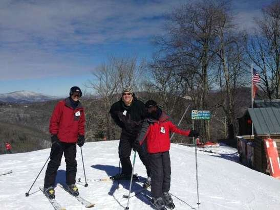 Great Day Skiing