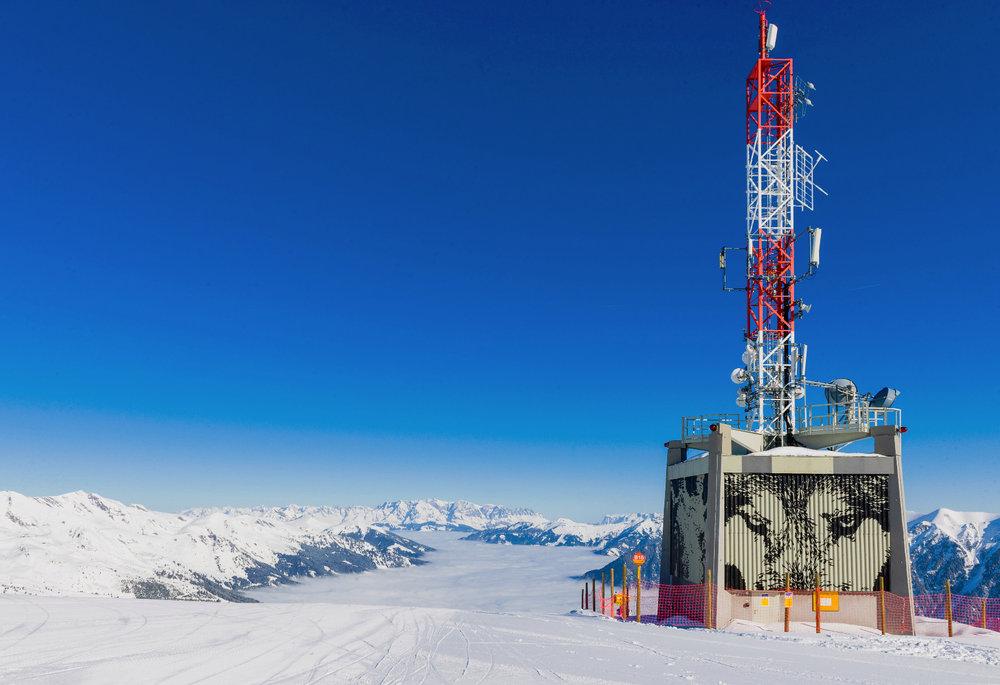 Kunst inmitten der Berge - © Bergbahnen Gastein AG