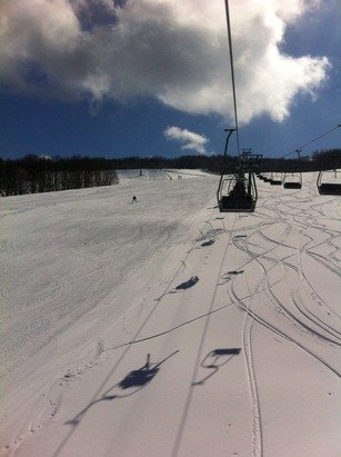 Tantissima neve e piste pazzesche!