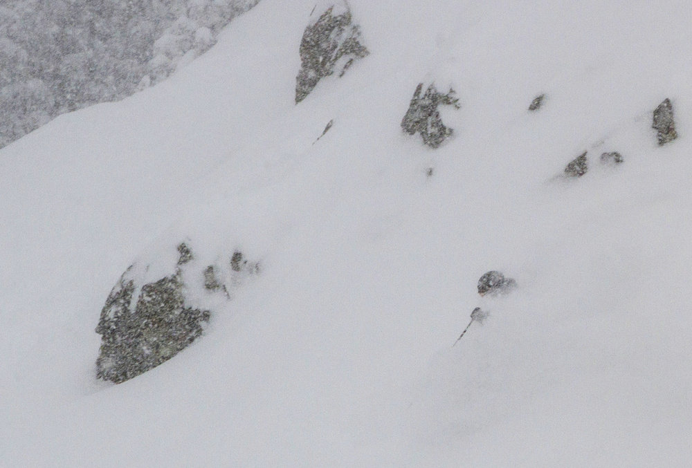 Taos Ski Valley storm at the end of Feb. 2015. - ©Taos Ski Valley