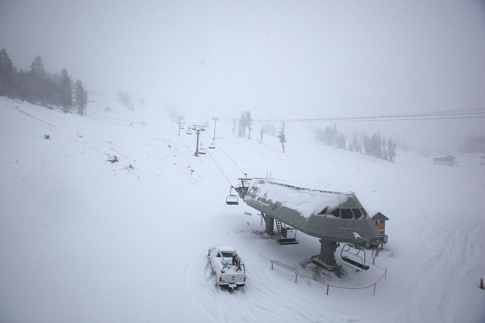 Mammoth Mountain Ski Area - © Skiinfo Norge @ Skiinfo Lounge