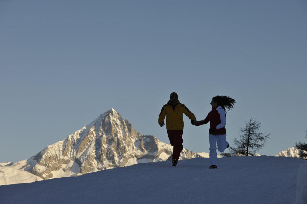 Den Urlaub genießen in Bürchen - © Philipp Gattlen - Moosalpregion