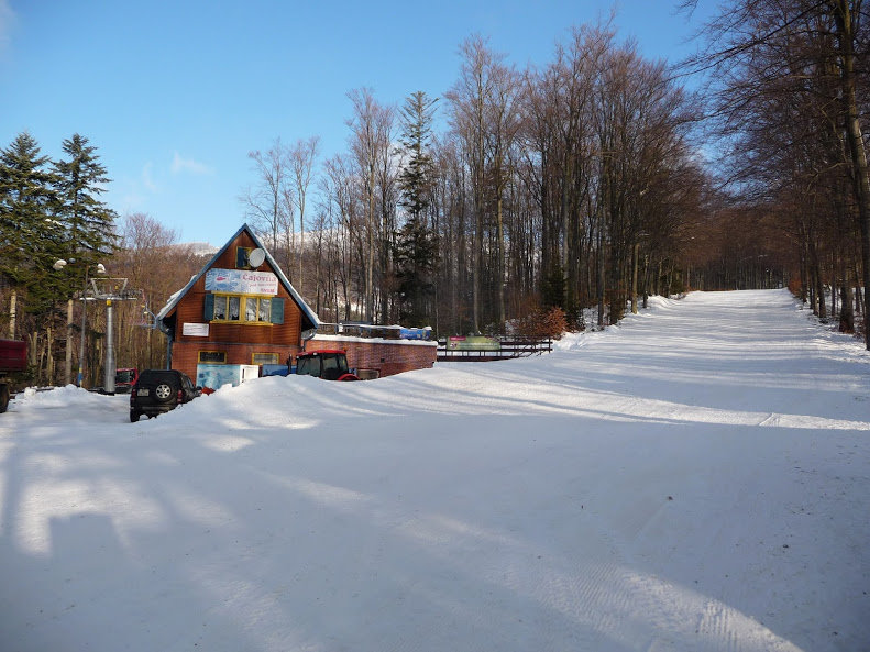 Skipark Erika - Kojšovská hoľa - © Matej Petőcz