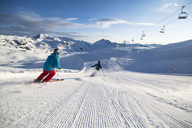 Good Morning Skiing in der Zillertal Arena - © shootandstyle.com