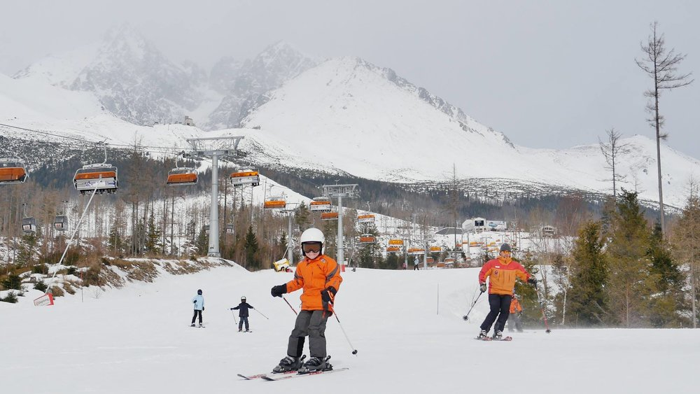 Tatranská Lomnica, High Tatras
