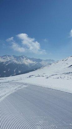 Bad Hofgastein - Bad Gastein - Skischaukel Schlossalm-Angertal-Stubnerkogel - Gute Bedingungen. - © grau.sylvia