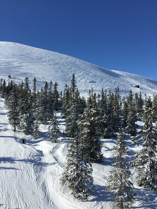 Trysil - Firsthand Ski Report - ©Clam Vodka's iPhone