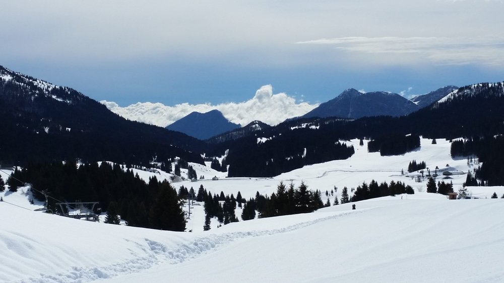 Folgaria, Marzo 2015 - © Folgaria Ski Facebook