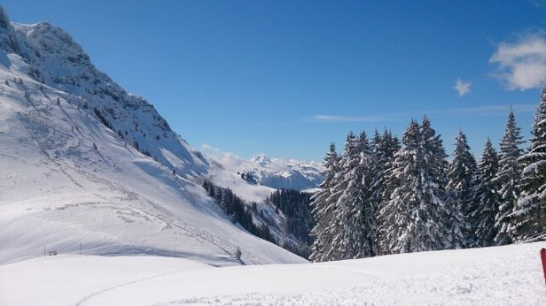 St. Johann i.T. - Oberndorf - Firsthand Ski Report - ©richardbarratt69