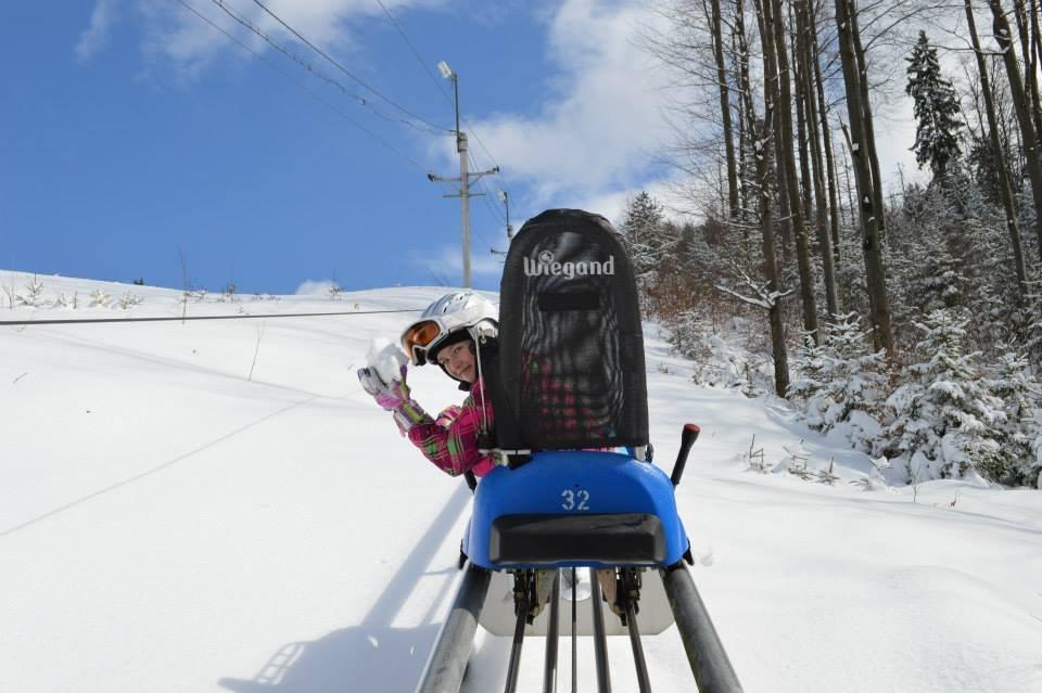 Veľkonočná lyžovačka a bobovačka na Veľkej Rači - © FB Snowparadise Veľká Rača Oščadnica