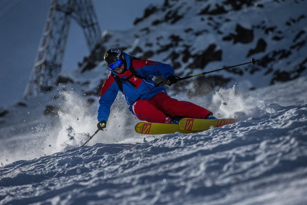 Jochen Reiser vom Salomon Freeski Team in Aktion - © Christoph Jorda   www.christophjorda.com