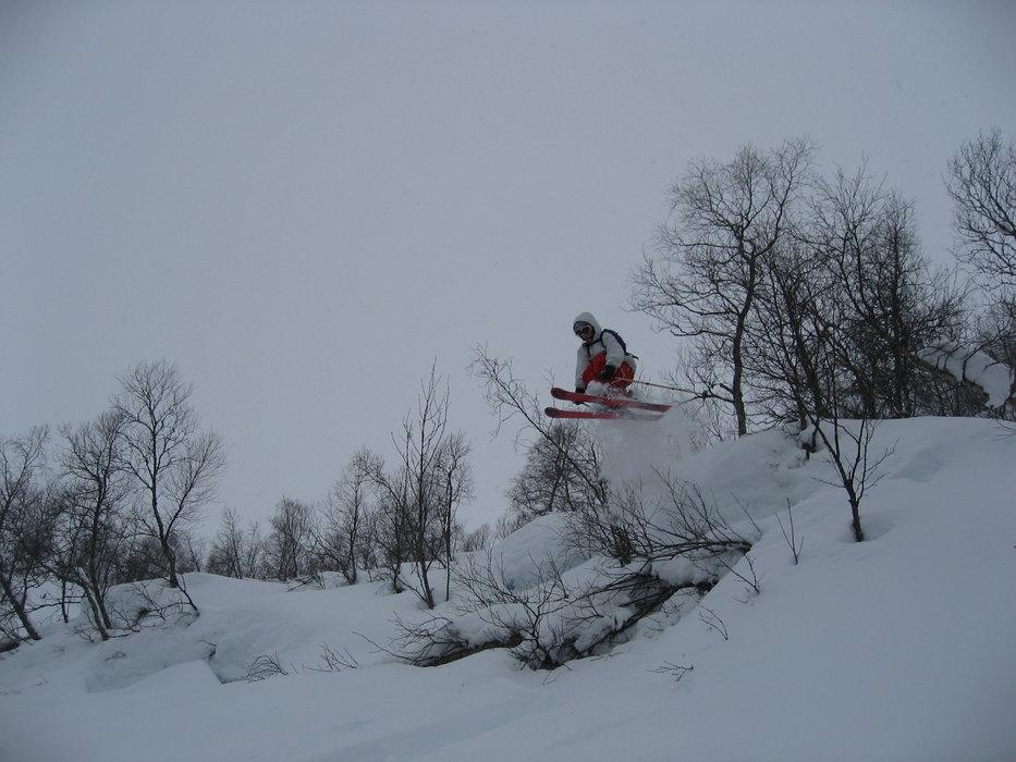 Sogndal - Hodlekve - © Harald Otterstad | sunnfjord skiing @ Skiinfo Lounge