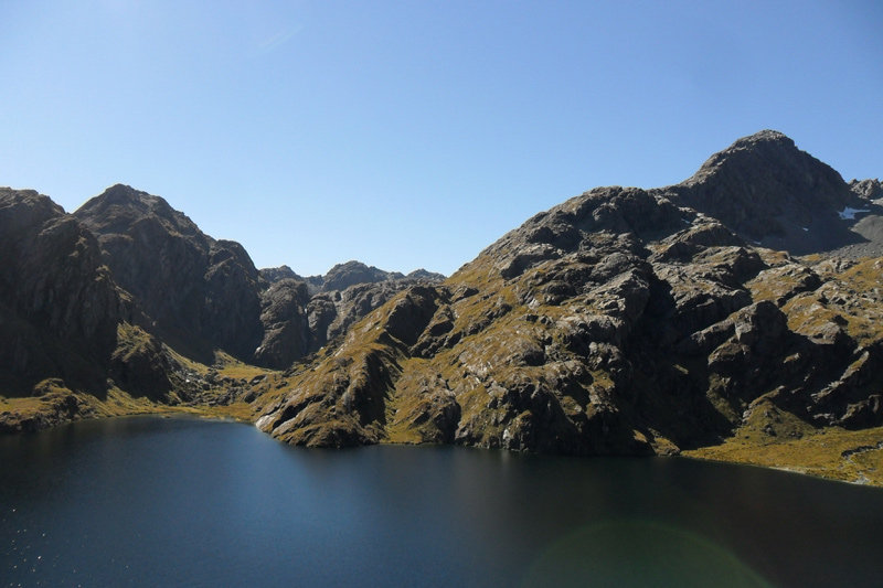 Zauberhaft: Lake Harris und Mount Xenicus - © Roy Fabian