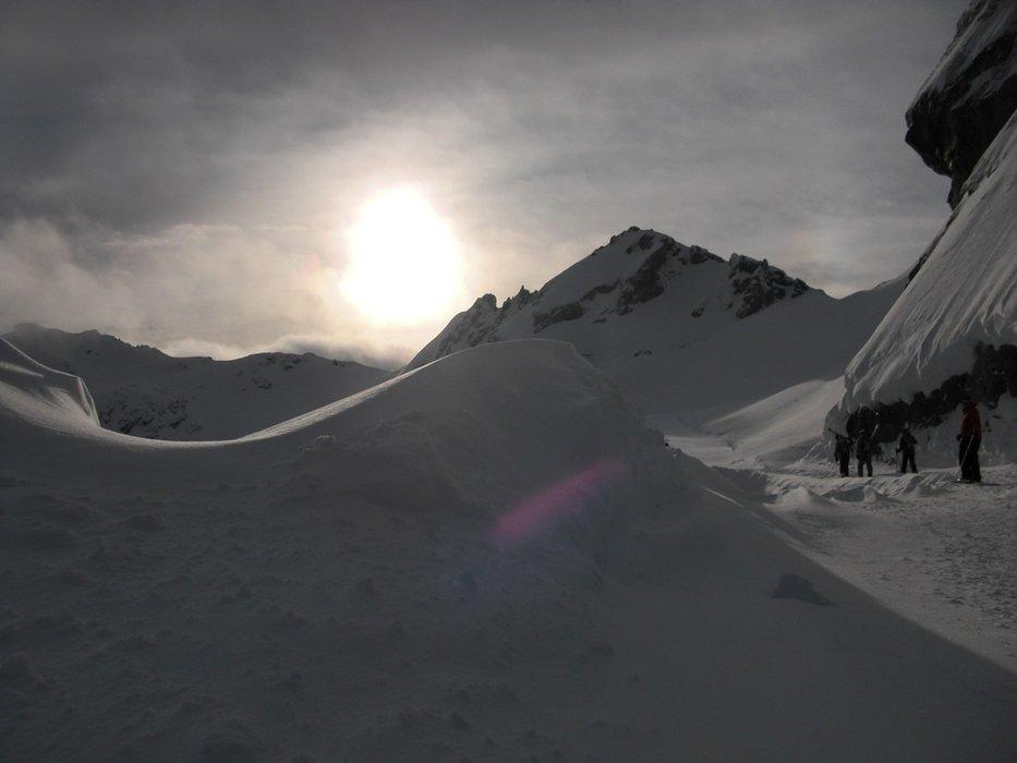 Blackcomb Glacier - ©Jay0412 @ Skiinfo Lounge